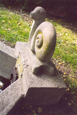 Samuel Cashwan American sculptor