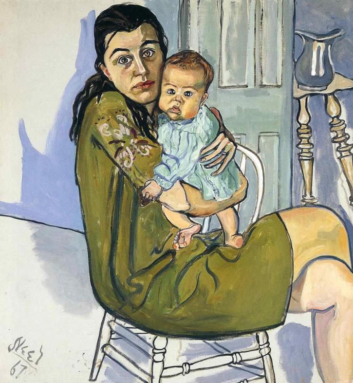 Alice Neel American artist