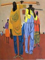 Robert Gwathmey  American social realist painter