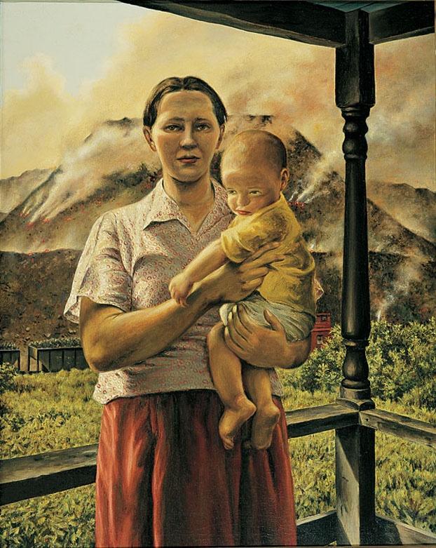 Clarence Holbrook Carter American artist