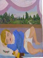 Nan Phelps American folk artist