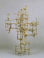 Ibram Lassaw American sculptor