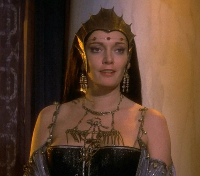 Sarah Douglas in Batman of the Future.