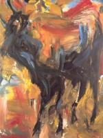 Elaine de Kooning Abstract Expressionist