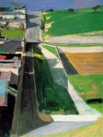 by Richard Diebenkorn
