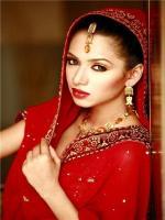 Tooba Siddiqui In wedding Dress