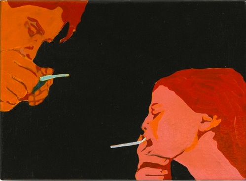By Rosalyn Drexler