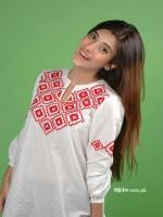 Urwa Tul Wusqa Pakistani model