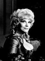 Fenella Fielding in Doctor in Clover (1966)