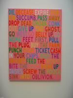 By Mel Bochner