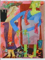 By Gladys Nilsson
