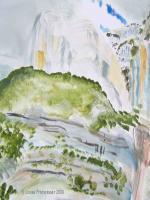 Louise Frishwasser  American born artist