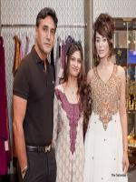 Adnan Siddiqui, Mehwish and Ayyan