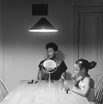 By Carrie Mae Weems