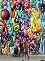 By Kenny Scharf