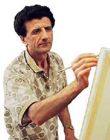 Israel Tsvaygenbaum Russian-American artist