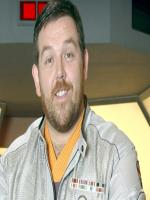 Nick Frost in Acorn Antiques