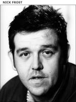 Nick Frost in Man Stroke Woman