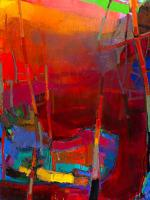 Brian Rutenberg American abstract painter