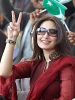 Reema Khan In Action