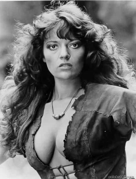 Dana Gillespie in Parker (1986)