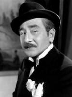 Adolphe Menjou in The Front Page