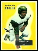 Eddie Bell  American football player