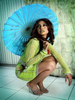 Rubya Chaudhry Pakistani model
