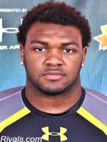 Aaron Brown defensive lineman