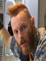 Sean Harris in Signs and Wonders