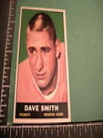Dave Smith fullback
