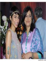 Saba Hameed with Pakistani Celebirity