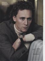 Tom Hiddleston in Robot Chicken