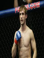 Brad Pickett in Ring