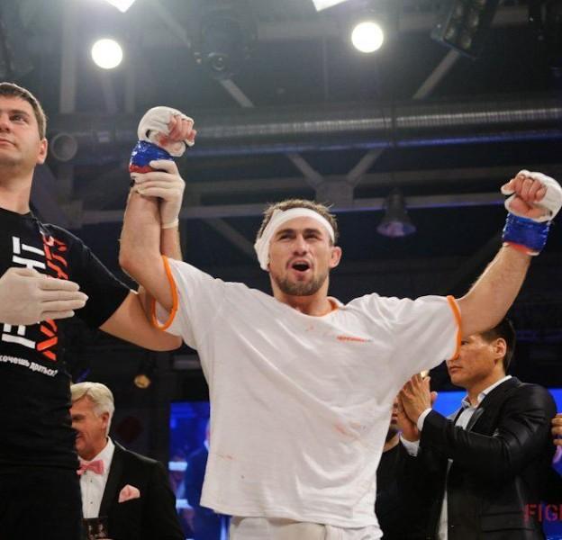 Ali Bagautinov after Win
