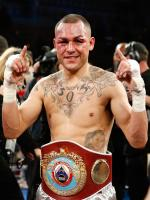 Mike Alvarado Win