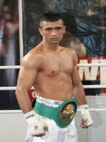 Selcuk Aydin in Ring