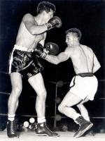 Carmen Basilio in Action