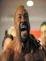 Shannon Briggs in Action