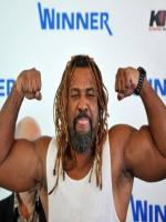 Shannon Briggs Modeling Pic