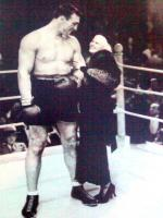 Primo Carnera in Ring