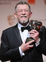 John Hurt got Award