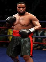 Eddie Chambers in ring