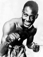 Ezzard Charles in Action