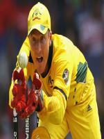Brad Haddin Taking Catch