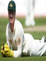 Brad Haddin in Test Match