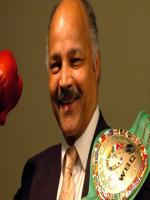 John Conteh With Tittle