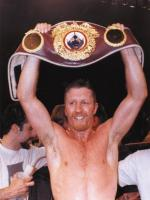 Steve Collins After Win