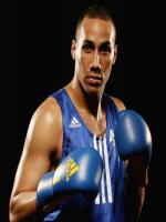 James DeGale in Action
