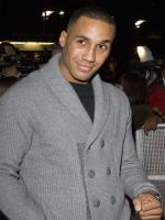 James DeGale Modeling Pic